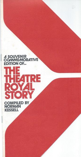 The Theatre Royal Story 1976 Sydney Australia This Program is A Souvenir Commemorative The Theatre Royal in Sydney is Australia's oldest theatrical institution, though the theatre building itself is modern.