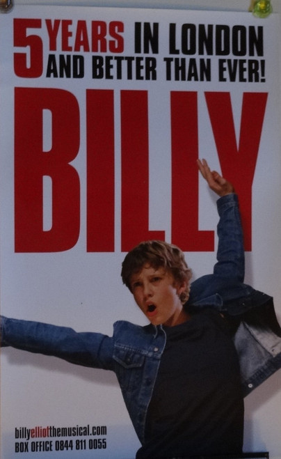 Billy Elliot - 5 Years