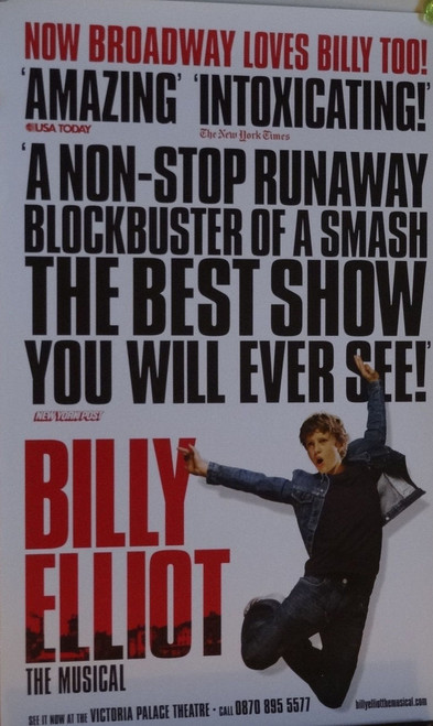 Billy Elliot - 20