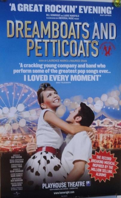 Deamboats and Petticoats