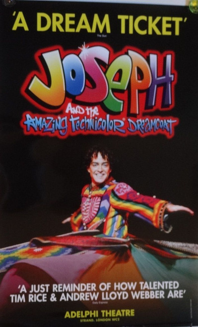 Joseph and the Amazing Technicolor Dreamcoat - 12