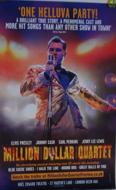 Million Dollar Quartet - 5