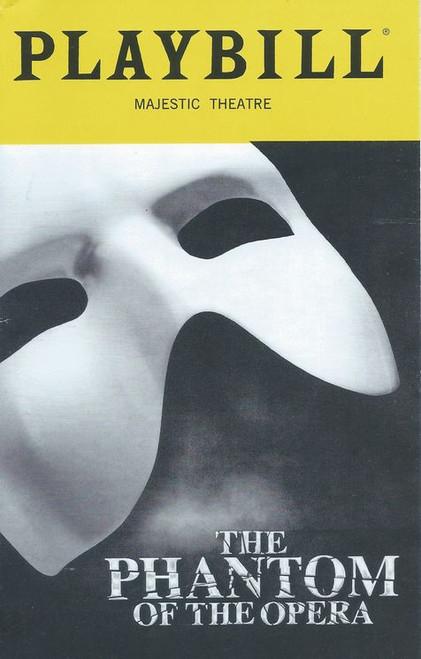 Phantom of the Opera (Musical) Playbill Buy Now Cast: Ben Crawford, Ali Ewoldt, Jay Armstrong Johnson, Laird Mackintosh, Craig Bennett