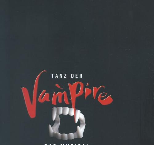 dance-of-the-vampire-german-2018-souvenir brochure, program at theatregold