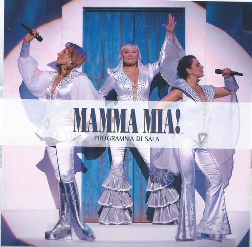 Mamma Mia Italian Tour Chiara Noschese, Lisa Angellillo, Giada Lorusso, Elisa Lombardi