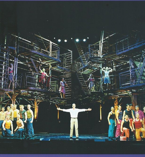 West Side Story Musical 50th Anniversary  World Tour Production