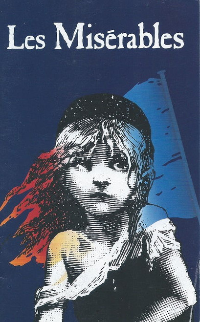 Les Miserables - Australian Production Melbourne 1998,  Princess Theatre, Cast: Timothy Shew, Roger Lemke, Martin Lane, Rachel Beck, Rodney Dobson, Yvette Robinson, Emma Callaghan