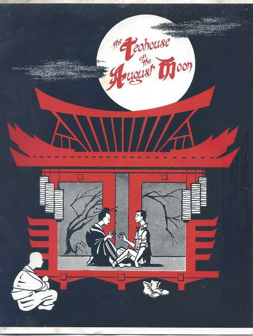 The Teahouse of the August Moon - Melbourne 1950's The Comedy Theatre