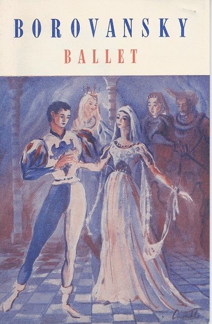 Borovansky Ballet - Australian Tour 1956 Her Majesty's Theatre Melbourne The Australian Ballet is the largest classical ballet company in Australia.
