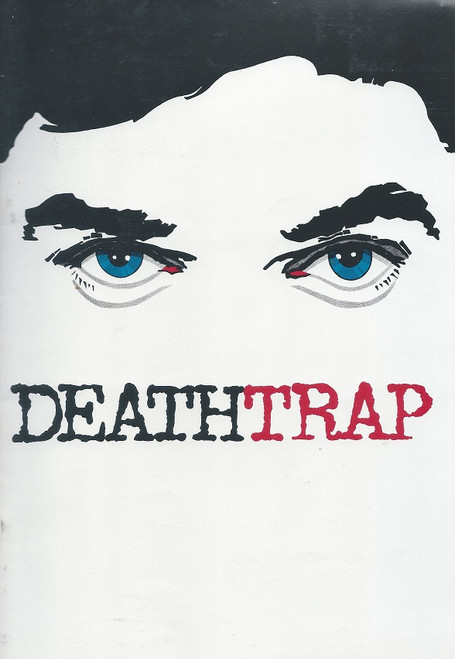 Deathtrap- by Ira Levin - Comedy Theatre Melbourne 1979 Starring in this production :Dennis Olsen. Robyn Nevin, John Howard, Maggie Kirkpatrick, Brian Adams