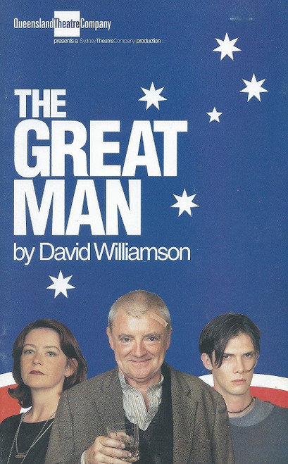 The Great Man - Optus Playhouse Melbourne by David Williamson - Directed by Robyn Nevin Cast: Genevieve Picot, Tobt Schmitz, Gary Day, Max Cullen, Shirley Cameron, Vivienne Walshe, Martin Vaughan