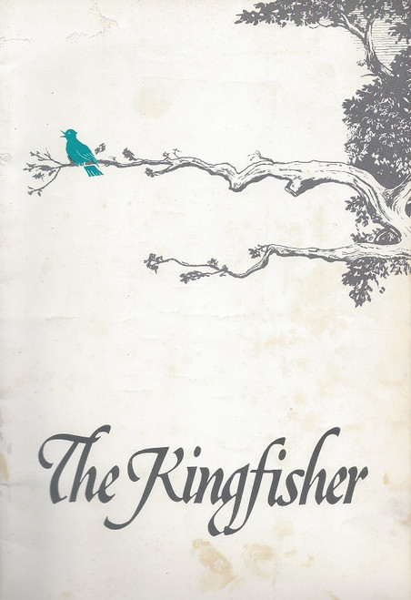 The Kingfisher by William Douglas Home Comedy Theatre Melbourne 1978 Starring: Googie Withers, John McCallum, Frank Thring