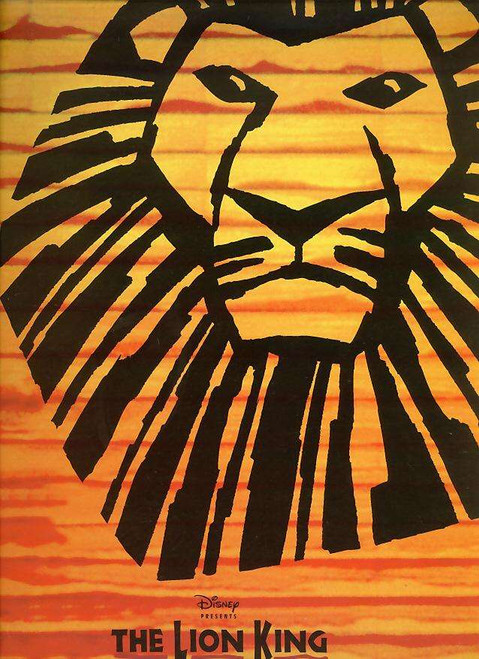 The Lion King (Musical) 2000 West End Production UK The Lion King is a musical based on the 1994 Disney animated film of the same name with music by Elton John and lyrics by Tim Ric