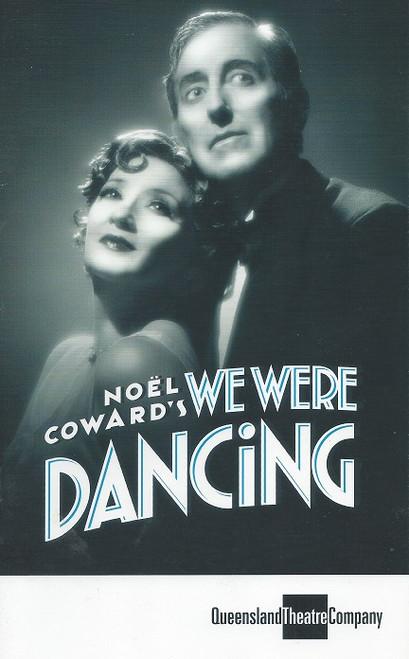 We Were Dancing by Noel Coward Queensland Theatre Company 2003 Cast: Mark Conaghan, Kellie Lazarus, Melinda Butel, Jean-Marc Russ, Dennis Olsen, Amanda Muggleton, Joss McWilliam, Niki-J Witt
