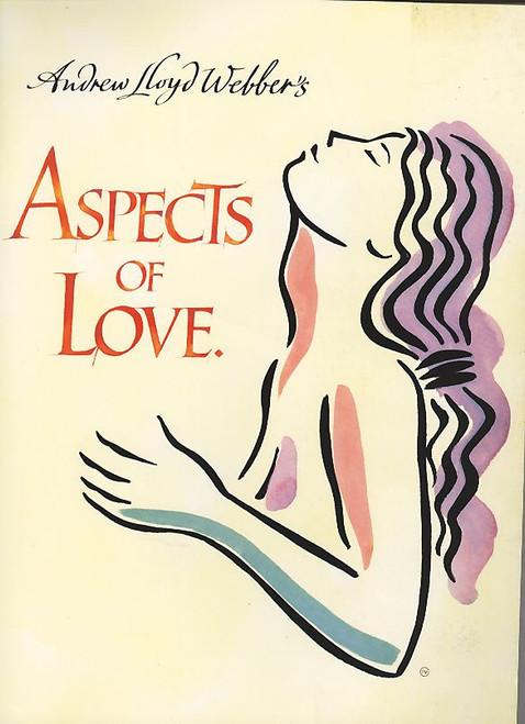 "Aspects of Love is a musical with a book and music by Andrew Lloyd Webber and lyrics by Don Black and Charles Hart. It is famous for the song ""Love Changes Everything.""Based on the novella of the same name by David Garnett"
