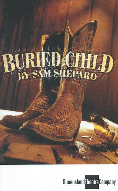 Buried Child is a play by Sam Shepard first presented in 1978. It won the 1979 Pulitzer Prize for Drama and launched Shepard to national fame as a playwright. Buried Child is a piece of theater which depicts the fragmentation of the American nuclear family