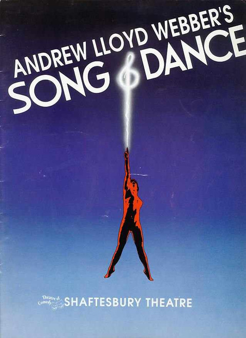 "Song and Dance is a musical comprising two acts, one told entirely in ""Song"" and one entirely in ""Dance"", tied together by a love story."