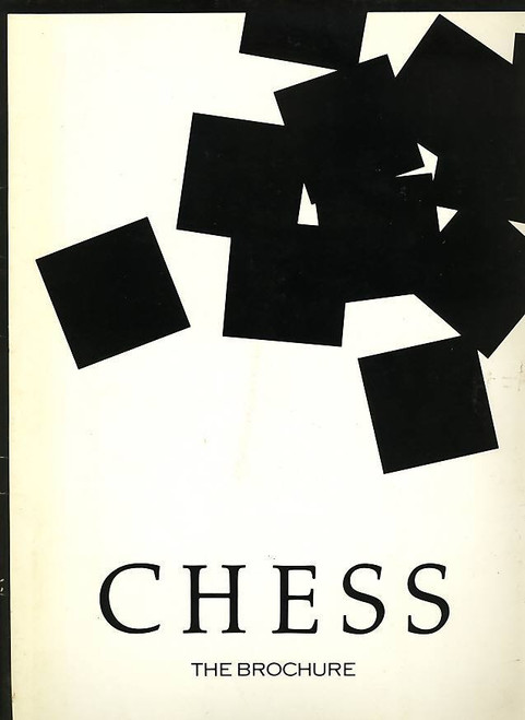 The story involves a romantic triangle between two top players, an American and a Russian, in a world chess championship, and a woman who manages one and falls in love with the other