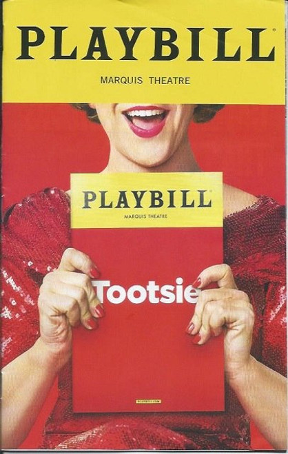 Tootsie is a musical comedy with music and lyrics by David Yazbek and a book by Robert Horn. The musical is based on the 1982 American comedy film of the same name written by Larry Gelbart, Barry Levinson (uncredited), Elaine May (uncredited) and Murray Schisgal from the story by Gelbart and Don McGuire.