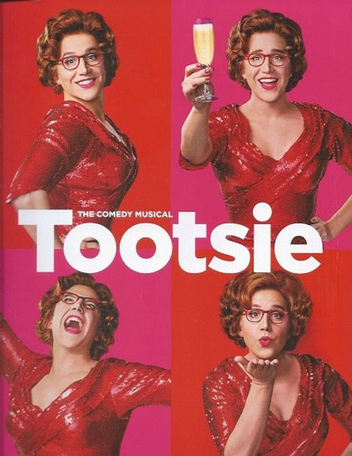 Tootsie - Musical Broadway - Marquis Theatre Souvenir Brochure / Program Tootsie is a musical comedy with music and lyrics by David Yazbek and a book by Robert Horn. The musical is based on the 1982 American comedy film of the same name written by Larry Gelbart, Barry Levinson