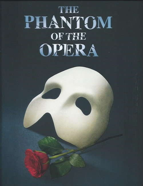 The Phantom of the Opera - Broadway - Majestic Theatre Souvenir Brochure / Program, Ben Crawford, Kaley Ann Voorhees, Jay Armstrong Johnson, Laird Mackintosh, Craig Bennett, Raquel Suarez Groen