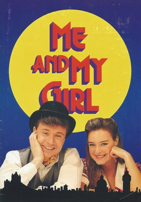 Me and My Girl (Musical), Derek Metzger, Rachel Beck, Peter Whitford, Judy Glen Melbourne 1994