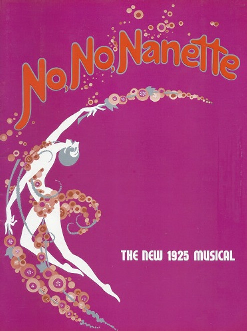 No, No, Nanette (Musical) Cyd Charisse, Paul Wallace, Jill Perryman, Rosie Sturgess Melbourne Aug 1972