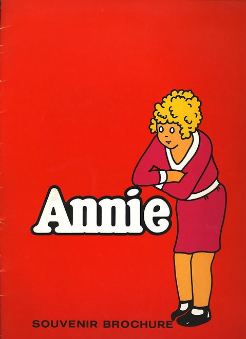 Annie is a Broadway musical based upon the popular Harold Gray comic strip Little Orphan Annie, with music by Charles Strouse, lyrics by Martin Charnin, and the book by Thomas Meehan