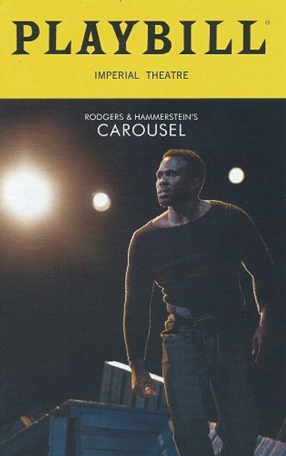 Carousel - Broadway (Playbill August 2018) Carousel was the second stage musical by the team of Richard Rodgers (music) and Oscar Hammerstein II (book and lyrics).