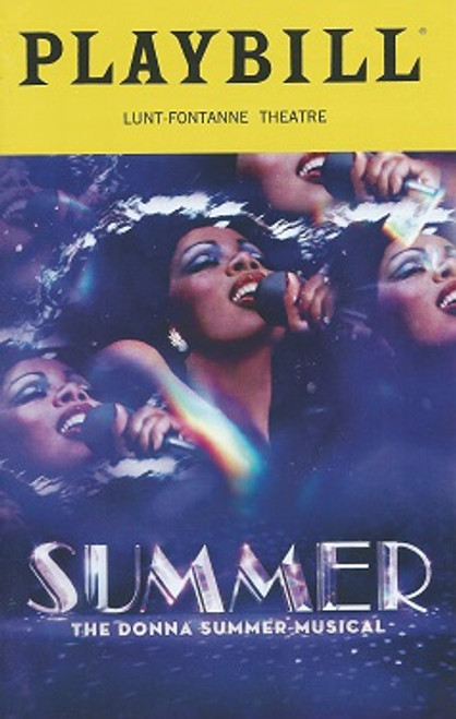 Summer The Donna Summer Musical Cast: LaChanze, Ariana DeBose, Storm Lever, Aaron Krohn, Ken Robinson, Jared Zirilli