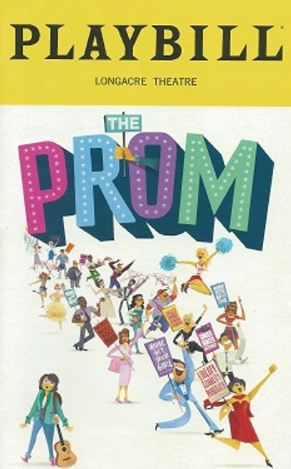 The Prom - Broadway 2018 -  Longacre Theatre Brooks Ashmanskas, Beth Leavel, Christopher Sieber, Courtenay Collins, Caitlin Kinnunen, Josh Lamon, Isabelle McCalla, Michael Potts, Angie Schworer, Mary Antonini, Courtney Balan, Jerusha Cavazos, Shelby Finnie, Josh Franklin, Sheldon Henry, Fernell Hogan, Joomin Hwang