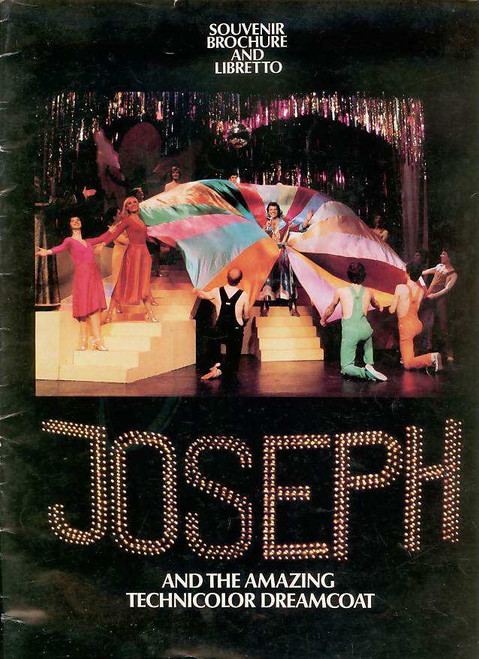 Joseph and the Amazing Technicolor Dreamcoat is the second British musical theatre show written by the team of Andrew Lloyd Webber and Tim Rice