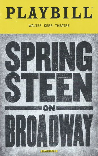 Springsteen on Broadway - 2