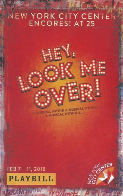 Hey Look Me Over