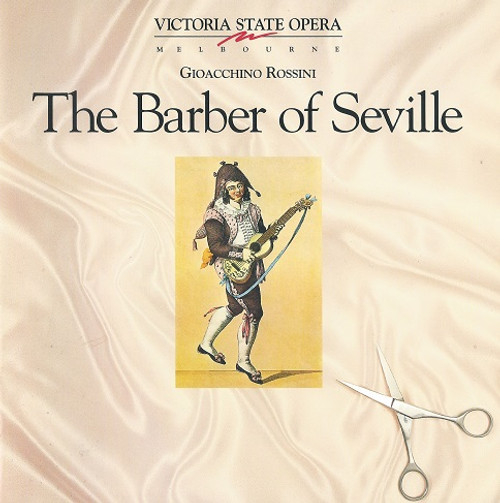 The Barber of Seville (Opera) 1993 Production at the VSO Melbounre