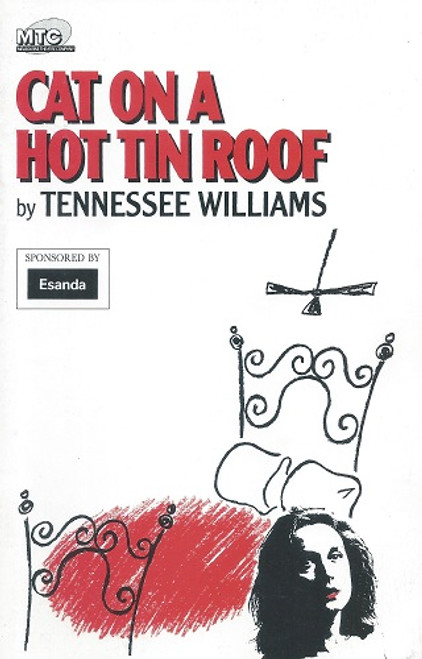 Cat on a Hot Tin Roof (Play)  Melbourne Theatre Company 1990 Playhouse