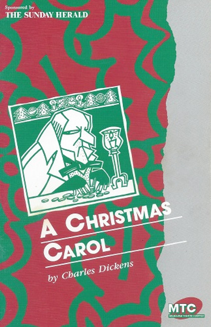 A Christmas Carol (Play) Melbourne Theatre Company Production  Direced by Nici Wood
