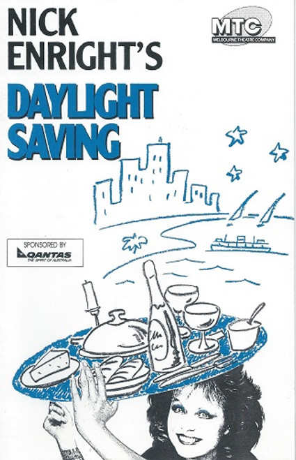 Daylight Saving by Nick Enrights Melbourne Theatre Company - Russell Street Theatre