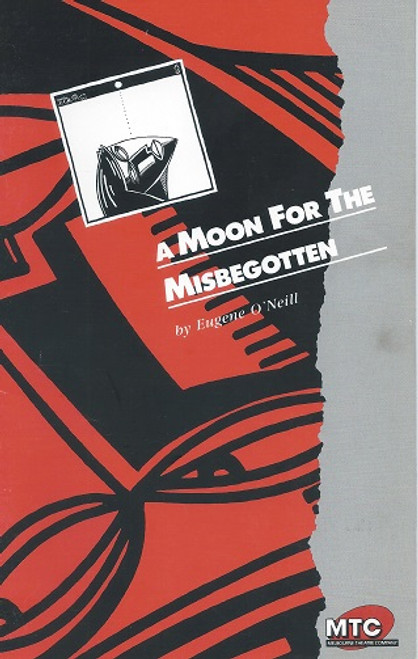 A Moon for the Misbegotten by Eugene O'Neill Melbourne Theatre Company Production 1990 Cast : Pamela Rabe, George Whaley, Philip Holder, Rhys Muldoon