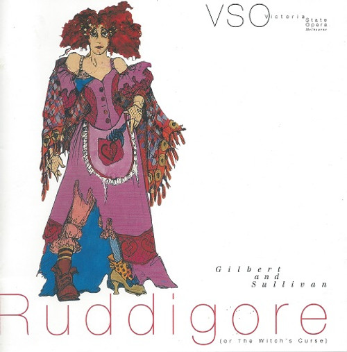 Ruddigore Music by Arthur Sullivan and libretto by W. S. Gilbert Victoria State Opera Production 1995