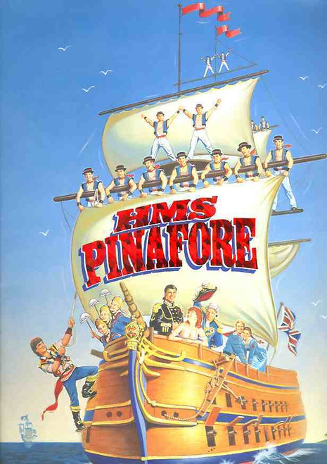 HMS Pinafore (Opera) Jon English, Simon Gallaher, Drew Forsythe, Amanda Muggleton 1997  Newcastle, Toowoomba, Gold Coast, Brisbane