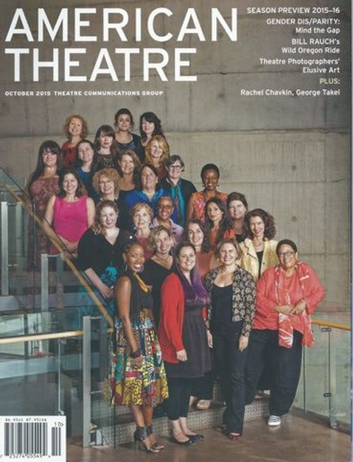 American Theatre Magazine October 2015 Theatre Communications Group