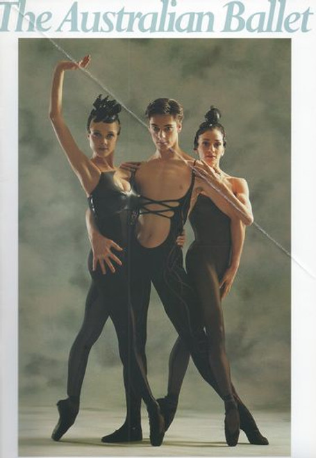 Catalyst - Afternoon of a Faun - Divergence Australian Ballet Melbourne 1994 State Theatre