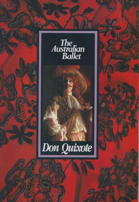 Don Quixote (Ballet)  The Australian Ballet 1993 State Theatre Melbourne Souvenir Brochure  Australian Ballet 1993 Season