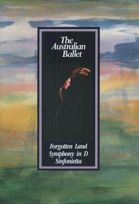 Forgotten Land / Nuages / Symphony in D /Sinfonietta Australian Ballet 1993 State Theatre Melbourne
