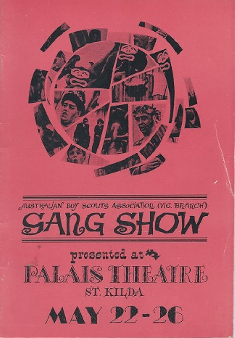 Gang Show  Boy Scouts Association  Palais Theatre Melbourne 1964