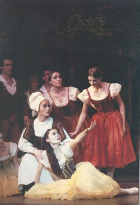 Giselle Ballet Symphonic Poem with the State Orchestra of Victoria The Australian Ballet 1992 State Theatre Melbourne