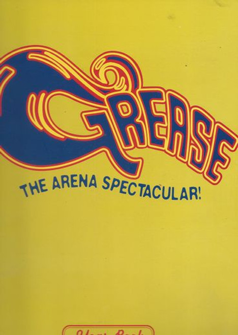 Grease - The Arena Spectacular Australia Tour 1998 Cast: Craig McLachlan, Dannii Minoque, Jane Scali, Anthony Warlow, Michael Cormick, Doug Parkinson, Glenn Shorrock, Geraldine Turner