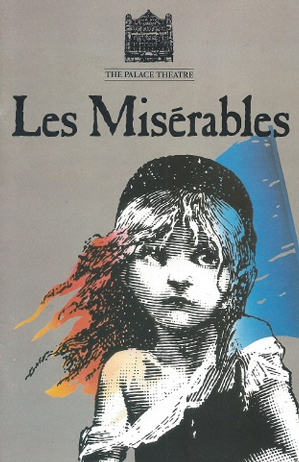 Les Miserables (Musical) 1988 Peter Karrie, Don Gallagher, Julian Forsyth, Wendy Pollock, Graham Bickley 1988 Season at the Palace Theatre London.