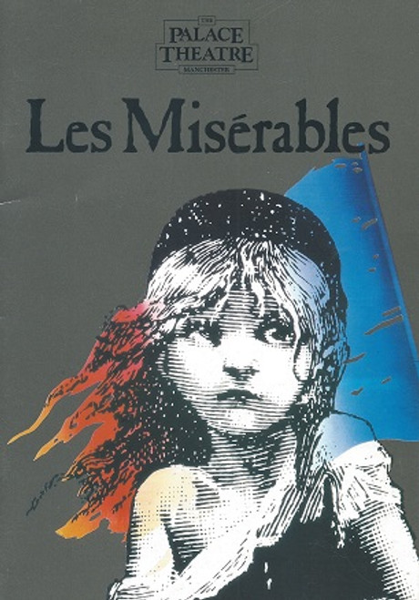 Les Miserables (Musical) 1992 Philip Quast, Jeff Leyton, Meredith Braun 1992 Season at the Palace Theatre Manchester.
